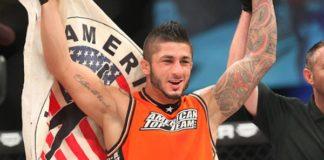 UFC Sabah Homasi - rebooked for UFC 219