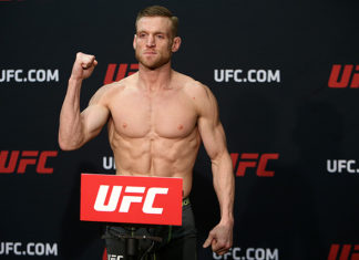 Scott Holtzman UFC