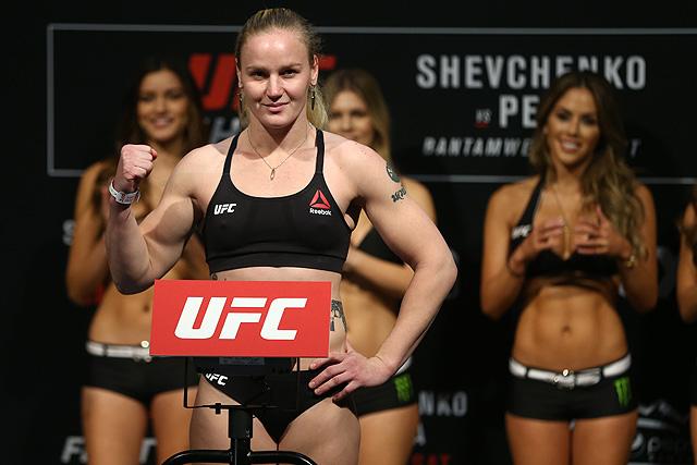 Valentina Shevchenko has been added to UFC Belem