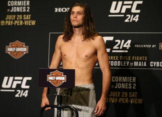 Brian Ortega UFC