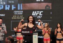UFC 219 UFC 225 Carla Esparza Claudia Gadelha