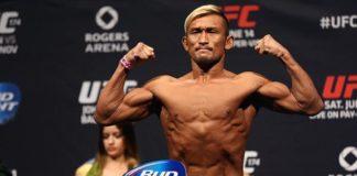 kiichi kunimoto UFC