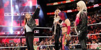 WWE Ronda Rousey Asuka Royal Rumble