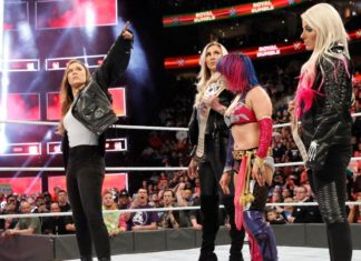 WWE Ronda Rousey Asuka Royal Rumble