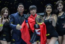 Xiong Jing Nan ONE Championship: Kings of Courage
