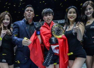 Xiong Jing Nan ONE Championship: Kings of Courage