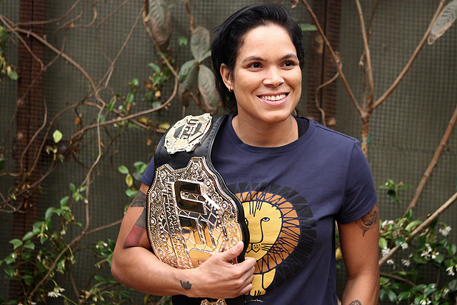Cyborg could face fellow champ Nunes
