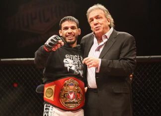 UFC 220 Julio Arce
