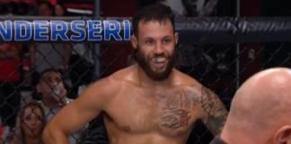 Brandon Davis UFC