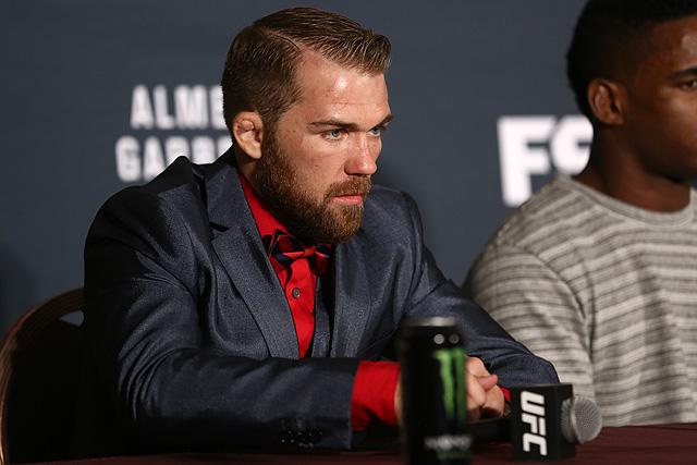 Bryan Caraway UFC