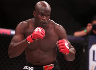 Cheick Kongo Bellator MMA