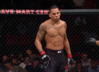 Eryk Anders UFC
