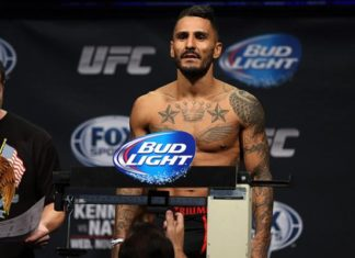 Francisco Rivera UFC