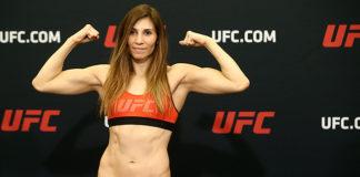 Irene Aldana UFC 237
