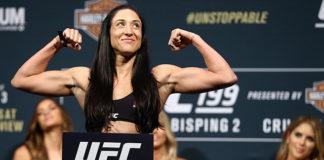 UFC Phoenix Jessica Penne