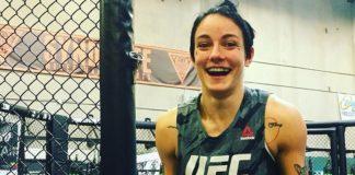 Jessica-Rose Clark UFC