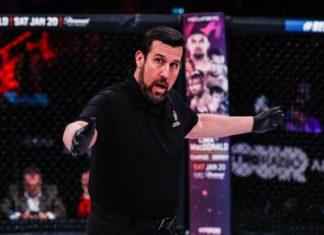 Big John McCarthy joining Bellator MMA