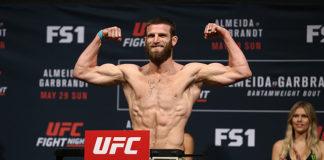 Jordan Rinaldi UFC Charlotte UFC 230