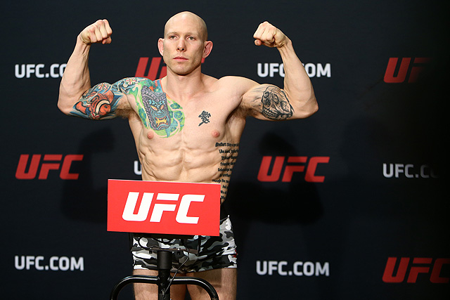 UFC Orlando Features Jeremy Stephens vs. Josh Emmett in Main Event