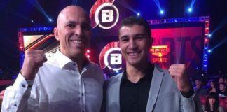 Khonry and Royce Gracie Bellator MMA