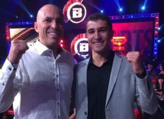 Khonry and Royce Gracie Bellator MMA