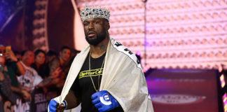 Bellator MMA's King Mo Muhammed Lawal