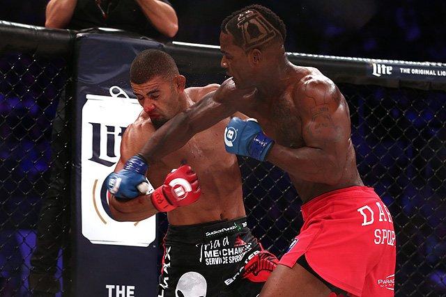Bellator MMA Lorenz Larkin