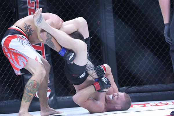 Matt Frevola makes his UFC debut at UFC St. Louis