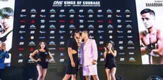 ONE Championship: Kings of Courage - Tiffany Teo and Xiong Jing