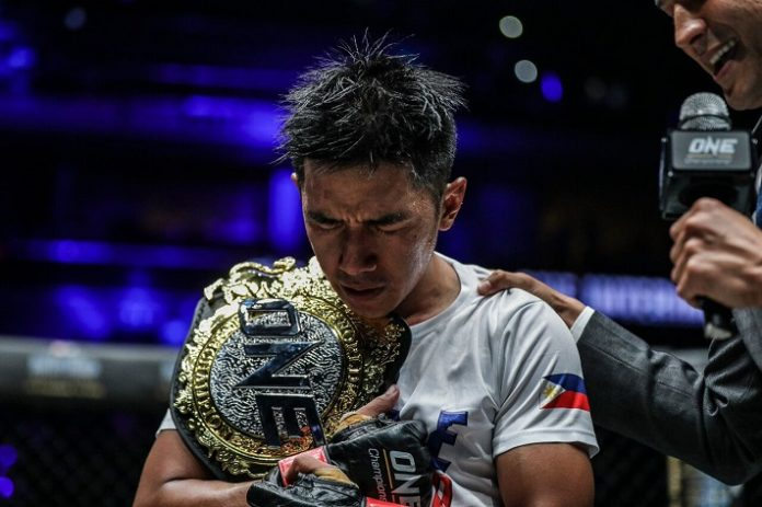 ONE Championship Global Superheroes Geje Eustaquio