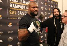 Rampage Jackson Bellator MMA