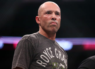 Royce Gracie's son Khonry will debut at Bellator 192 Bellator 149