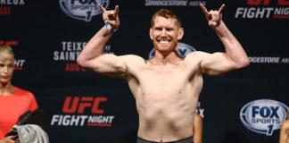 UFC Sam Alvey - Alvey is set to appear at UFC Orlando