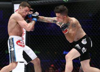Bellator MMA Shane Kruchten faces Aaron Pico at Bellator 192