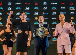 ONE Championship: Kings of Courage - Tiffany Teo and Xiong Jing Nan