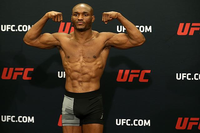UFC St. Louis: Kamaru Usman dominates Emil Weber Meek