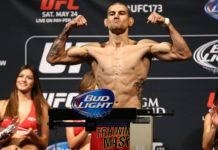 Vinc Pichel will appear at UFC Charlotte