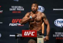 UFC Oluwale Bamgbose