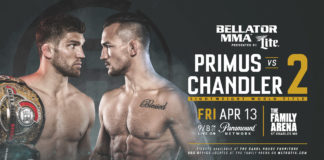 Michael Chandler vs Brent Primus Bellator MMA