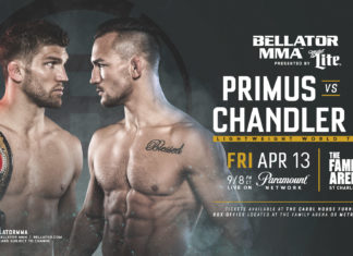Michael Chandler vs Brent Primus Bellator MMA