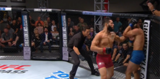 UFC 220 Dan Ige