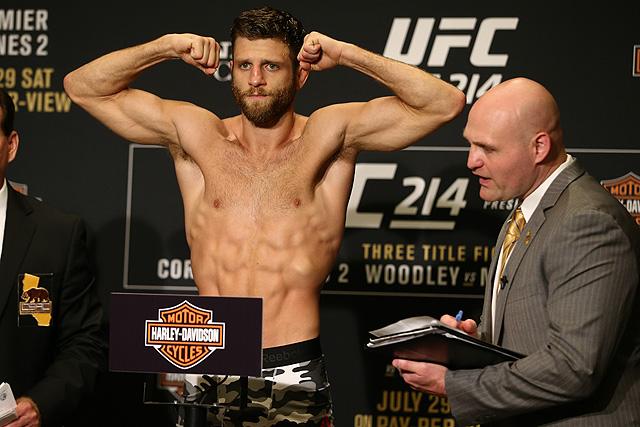 UFC 220 Results: Calvin Kattar Upsets Shane Burgos With Third Round TKO