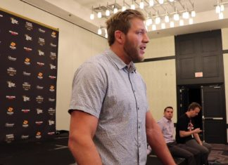 Jake Hager a.k.a. Jack Swagger of WWE
