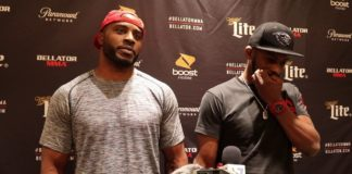 Tyrell Fortune and Tyree Fortune ahead of Bellator 193