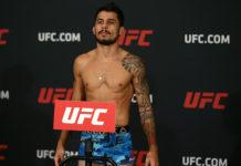 UFC 220 Alexandre Pantoja