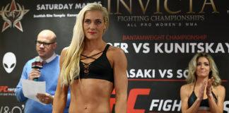 Invicta FC champ Yana Kunitskaya heading to UFC on FOX 28