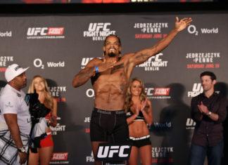 UFC Belem Alan Patrick