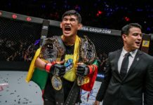 ONE Championship: Quest for Gold's Aung La N Sang