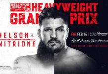 Bellator 194 Roy Nelson vs. Matt Mitrione