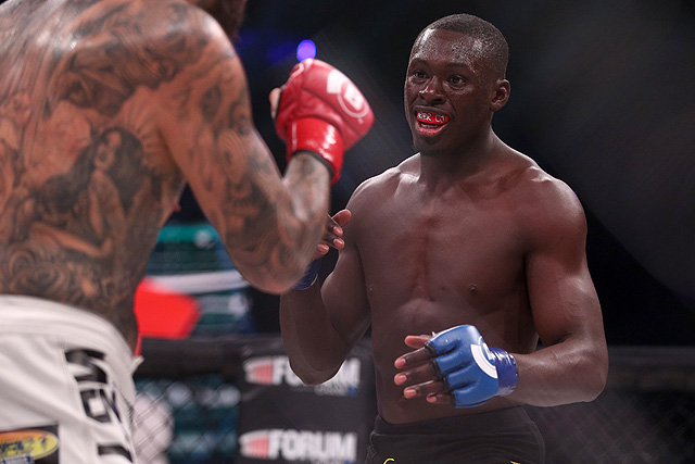 Curtis Millender Wants 'To Beat Up Mickey Gall' In Second UFC Bout